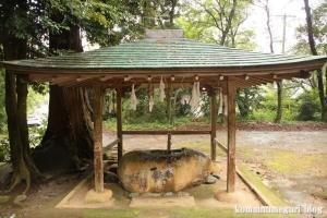 推恵(すいけい)神社(松江市西河津町)2