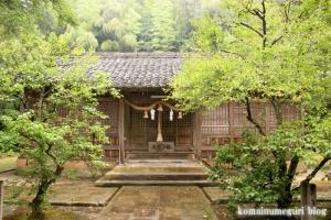 推恵(すいけい)神社(松江市西河津町)17