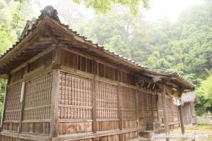 推恵(すいけい)神社(松江市西河津町)20