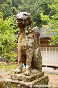 推恵(すいけい)神社(松江市西河津町)15