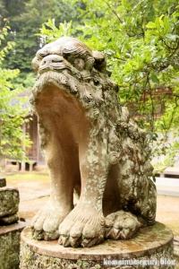 推恵(すいけい)神社(松江市西河津町)6