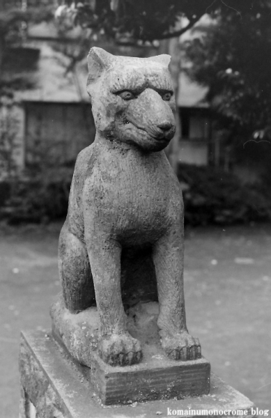 三峯神社(世田谷区砧)8