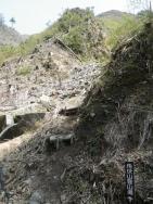 東ルート登山口