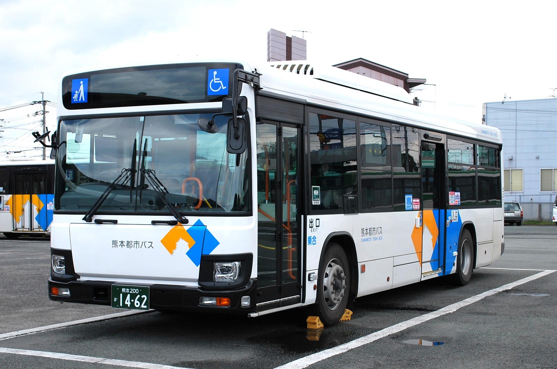 熊本都市バス新車