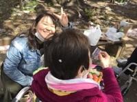 H18 稲荷坂児童公園にてお誕生日会