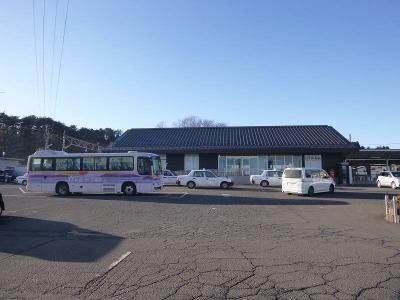 東北本線松島駅