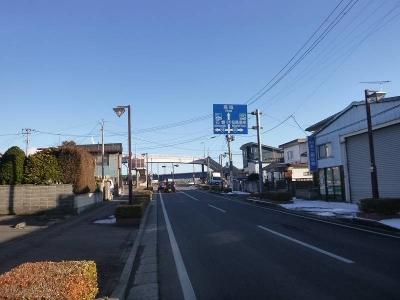 松島駅前道路