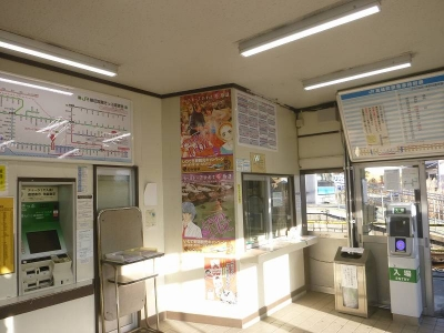 高城町駅2