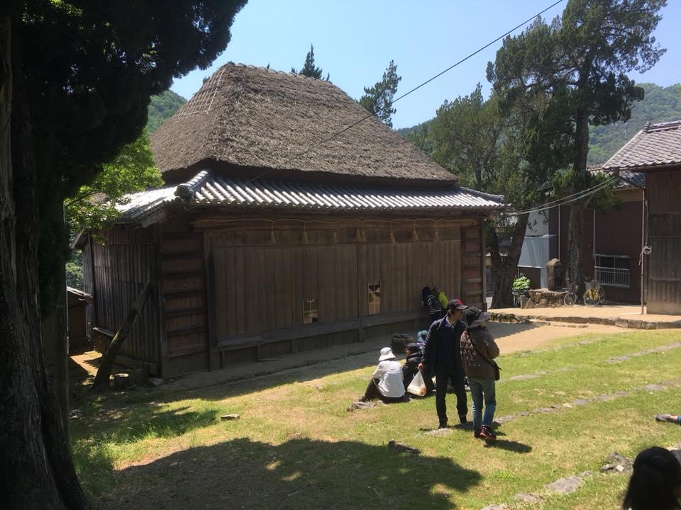 小豆島09中山農村舞台