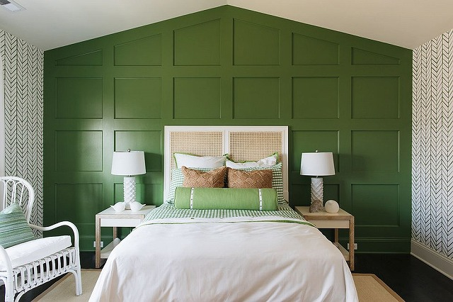 Transitional-bedroom-with-accent-green-wall.jpg