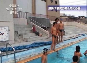 全国高校ウォーターボーイズ選手権2 京都府立山城高等学校 練習風景