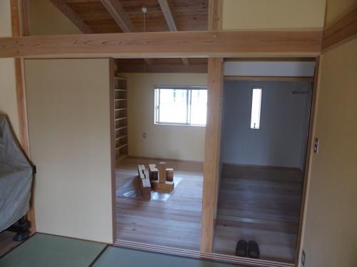 京杉の家見学2018-2