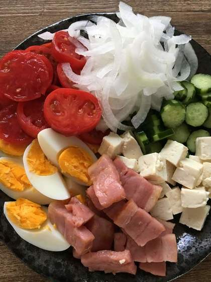 6色サラダ