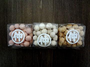 新潟味噌豆