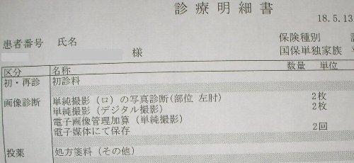 201805131247診療明細書①-1