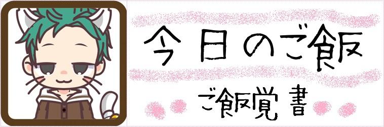 今日のご飯(パーカー)