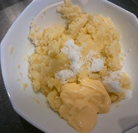 レモンミルクポテトサラダ4