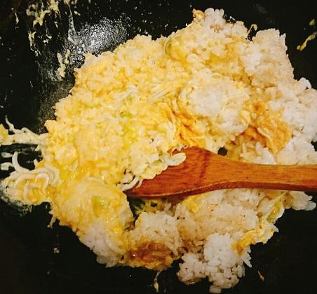 三浦半島網元のしらすチャーハン6
