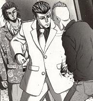 不意打ちでしたのでかなりピンチでしたが、紺田君が間一髪間に合ってました