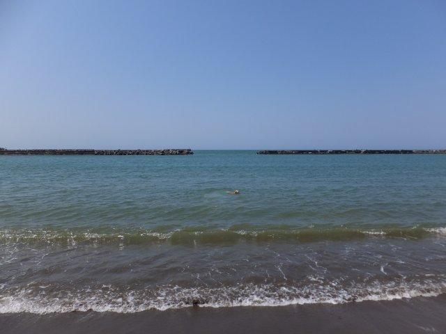 西番神海水浴場 2018.5.5 042