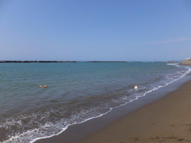 西番神海水浴場 2018.5.5 043