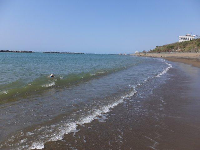 西番神海水浴場 2018.5.5 072
