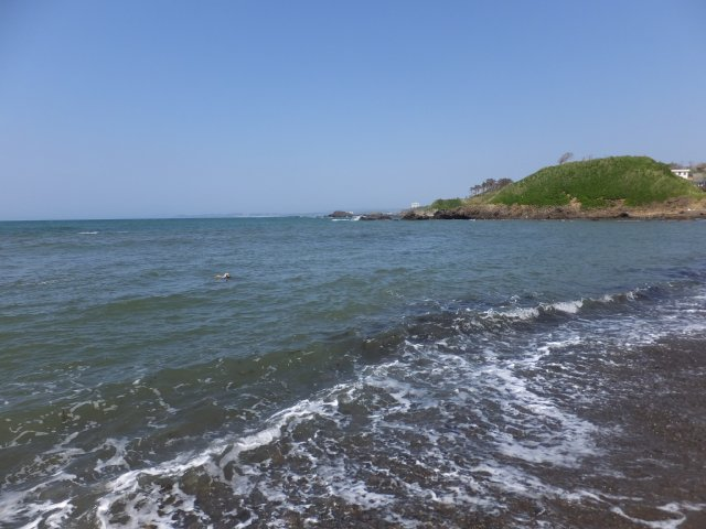 西番神海水浴場 2018.5.5 091