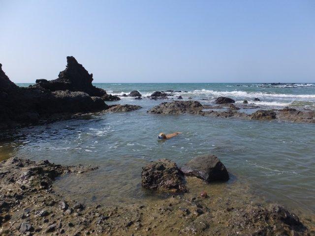 西番神海水浴場 2018.5.5 101