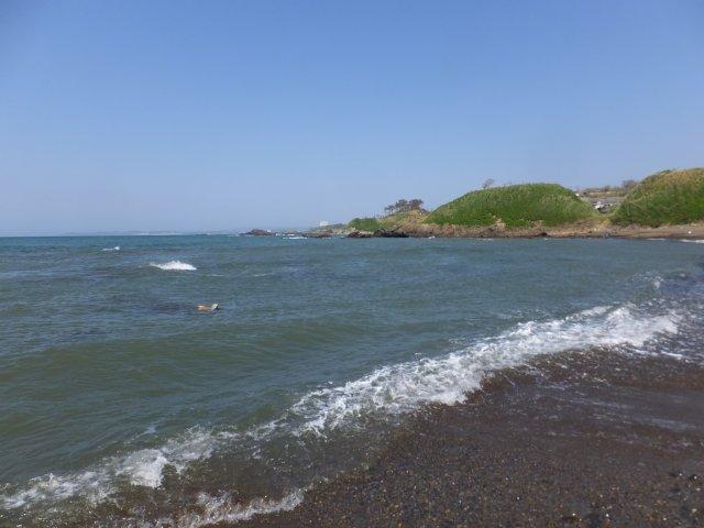 西番神海水浴場 2018.5.5 104