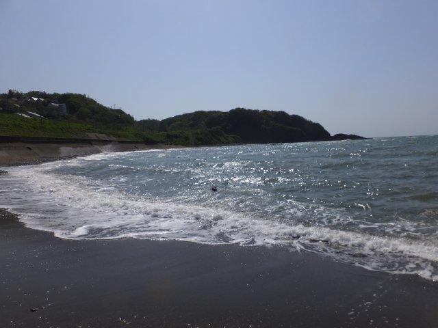 西番神海水浴場 2018.5.5 109