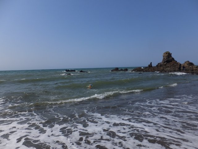 西番神海水浴場 2018.5.5 115