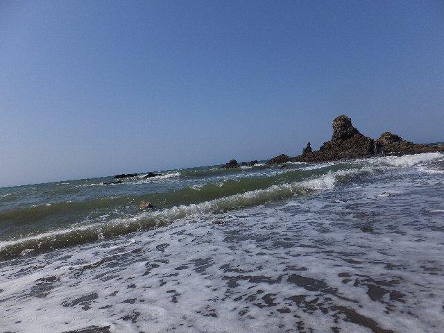 西番神海水浴場 2018.5.5 119