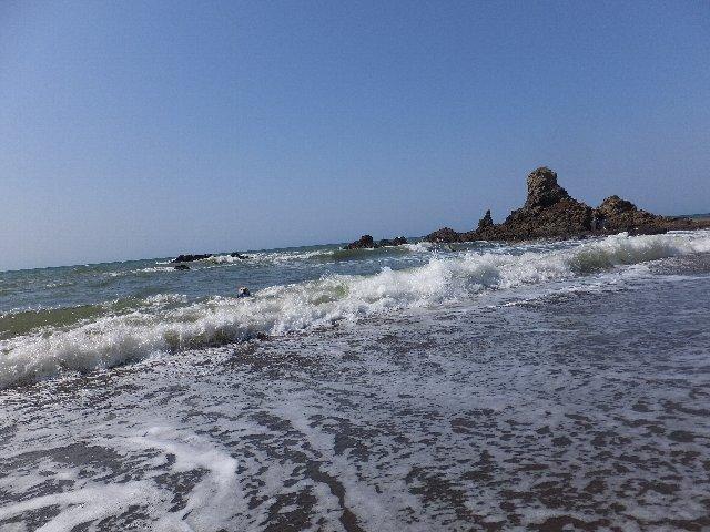 西番神海水浴場 2018.5.5 120