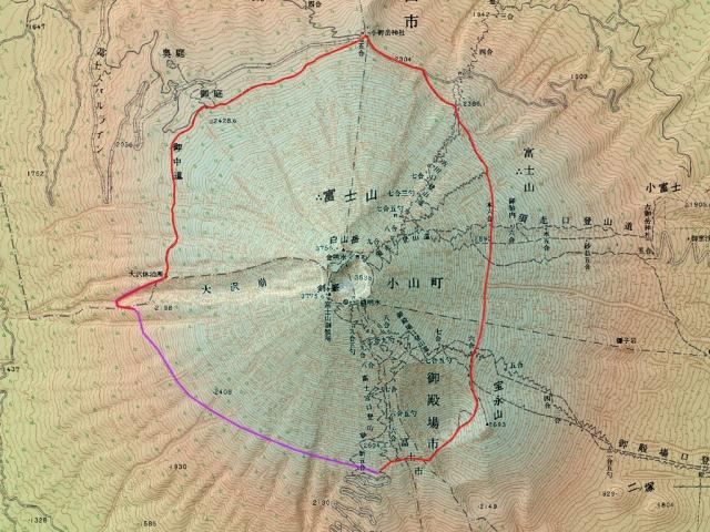 御中道 地図