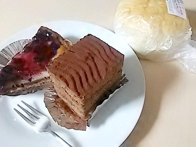 パン&ケーキ・ぷちまるきろくえもん