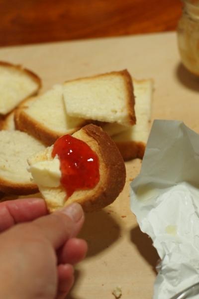 イチゴジャム 実食