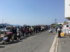 ゴールデンウィークの「大久野島」の大混雑ぶりに驚愕。。。やり方を間違えば3時間待ちは必至! 単純に並んではいけない!