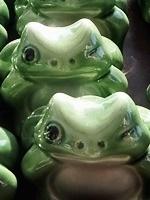 木ノ本地蔵院身代わり蛙1804