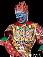 新薬師寺バザラ神将色彩1804