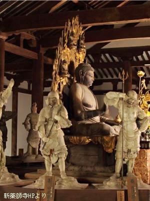 新薬師寺十二神将1804
