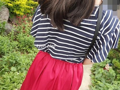 LFO フレアスカート