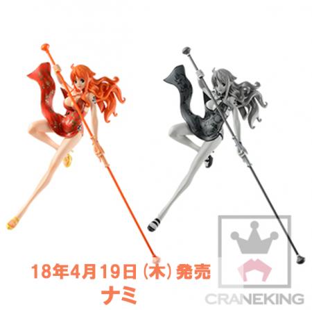 ワンピース BANPRESTO WORLD FIGURE COLOSSEUM 造形王頂上決戦 vol.6