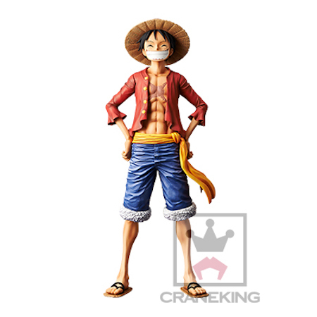 ワンピース Grandista THE GRANDLINE MEN MONKEY・D・LUFFY