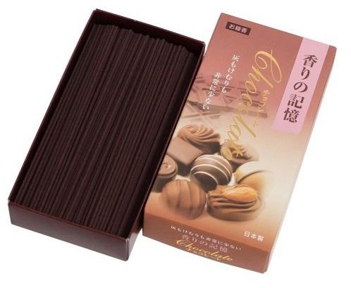 チョコ線香