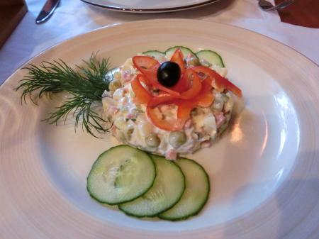 ロシア風サラダ