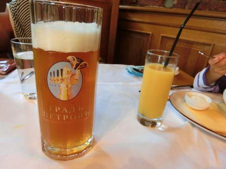 サンクトペテルブルク 地ビール2