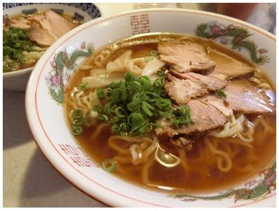 喜多方ラーメン(上海)3