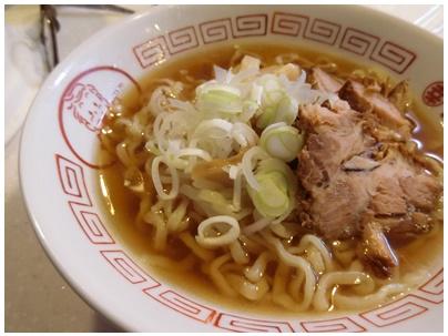 喜多方ラーメン(上海)5
