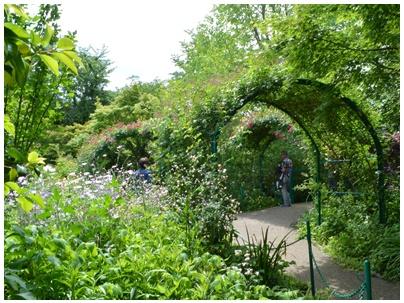 PaPaモネの庭4