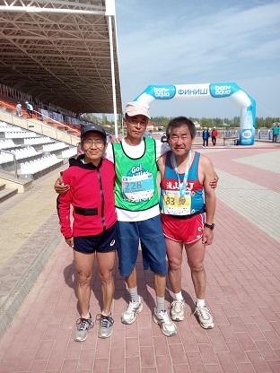 2018キルギスマラソン